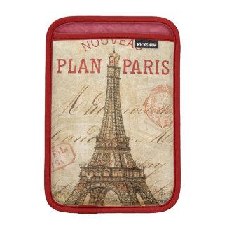 Letter from Paris iPad Mini Sleeve
