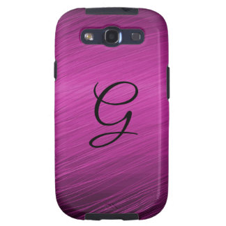 Letter G Samsung Galaxy S3 Cases