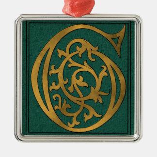 Letter G Ornament