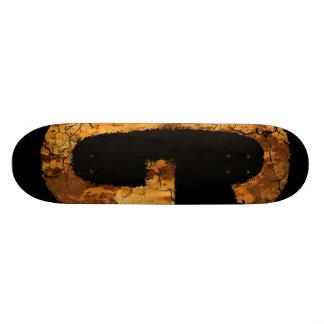 Letter G Skate Board