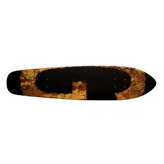 Letter G Custom Skateboard