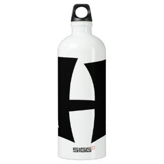 Letter H_large SIGG Traveler 1.0L Water Bottle