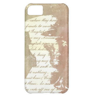 Letter Home iPhone 5C Cover
