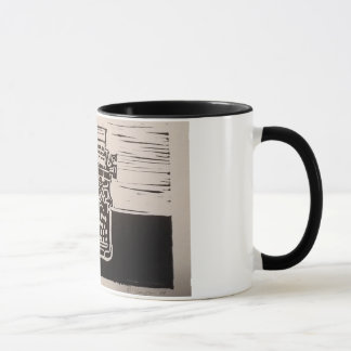Letter Home Mug
