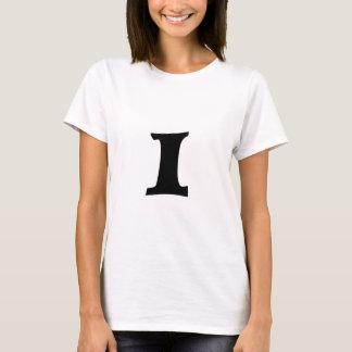 Letter I_large T-Shirt