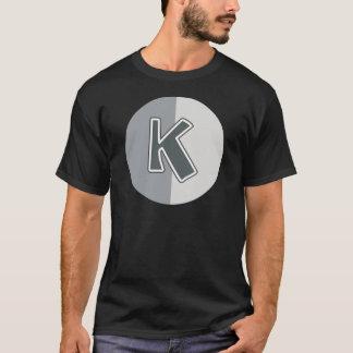 Letter K T-Shirt