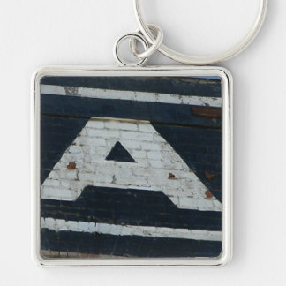 Letter Keychain - A_4