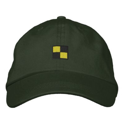 Letter L Embroidered Hats