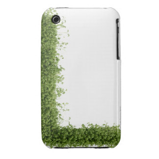 Letter 'L' in cress on white background, iPhone 3 Case-Mate Cases