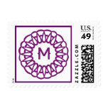 Letter M Stamps