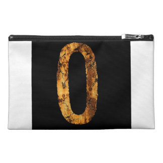Letter O Travel Accessory Bag