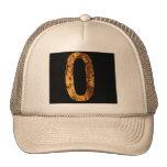 Letter O Hats