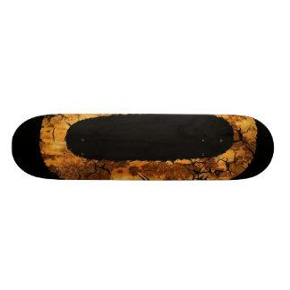 Letter O Custom Skate Board