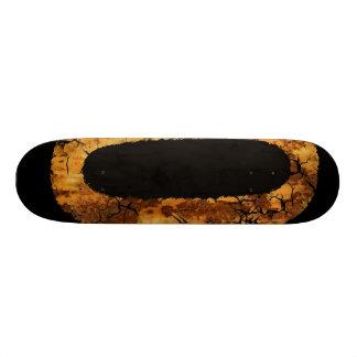 Letter O Skate Deck