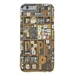 Letter P iPhone 6 Case