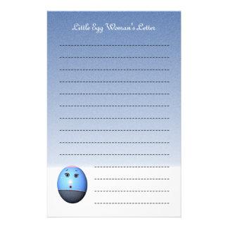 Letter Paper for Girls