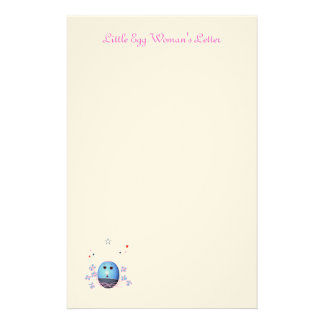 Letter Paper for Girls (other paper available)
