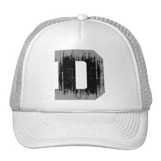 LETTER PRIDE D VINTAGE.png Trucker Hat