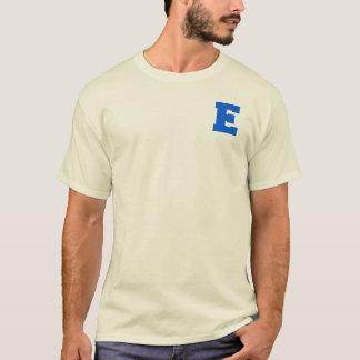 Letter Pride E Blue.png T-Shirt