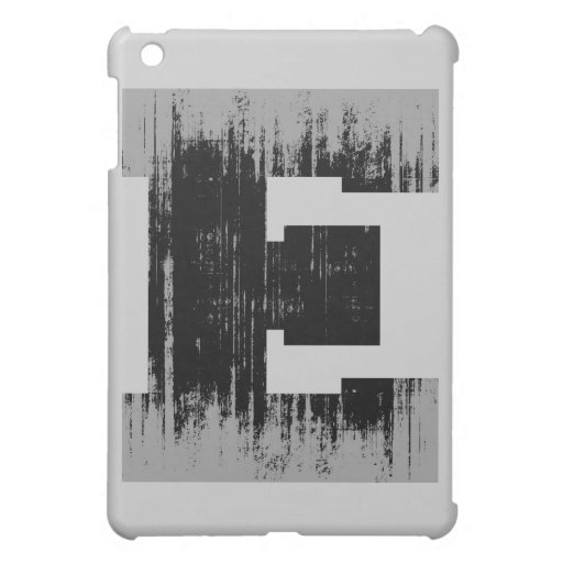 LETTER PRIDE E VINTAGE.png Cover For The iPad Mini