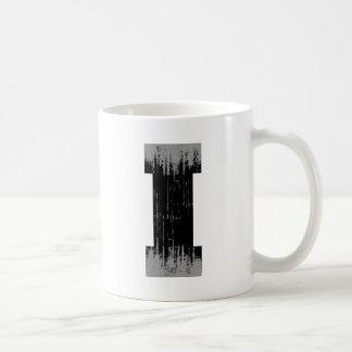 LETTER PRIDE I VINTAGE.png Classic White Coffee Mug