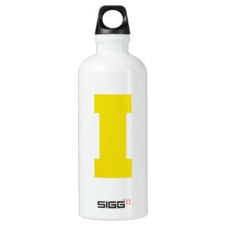 Letter Pride I Yellow.png SIGG Traveler 0.6L Water Bottle
