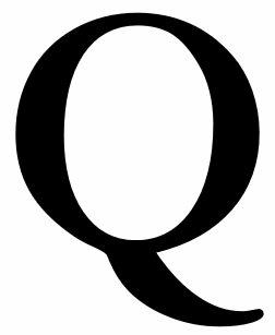 Monogram Q Clothing Zazzle