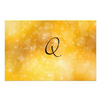Letter Q Photo Art