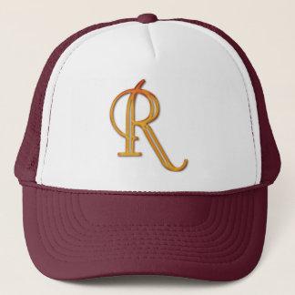 LETTER R Hat