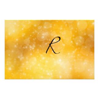Letter R Photo Print