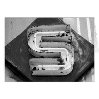 Letter S Greeting Cards