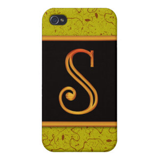 LETTER S iPhone 4 COVERS