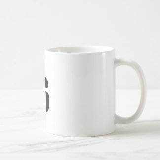 Letter S_large Coffee Mug