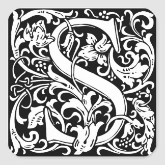 Fancy Initial S Craft Supplies