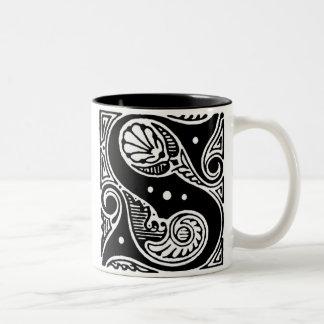 Letter 'S' Mug