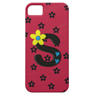 Letter S Phone Cover
