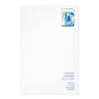 Letter Sheets Stationery   Zazzle