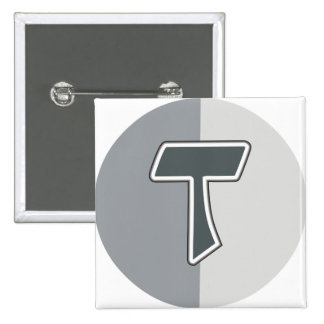 Letter T Buttons
