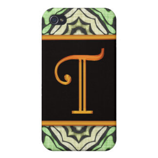 LETTER T iPhone 4 CASES
