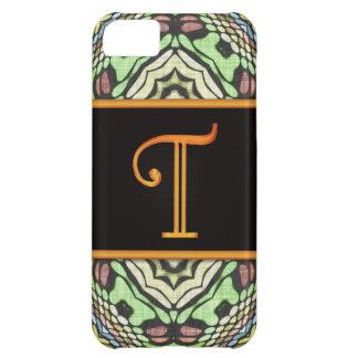 LETTER T iPhone 5 Case-Mate Case