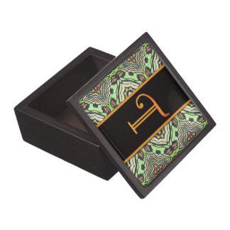 LETTER T Trinket Box Premium Gift Box