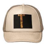 Letter T Trucker Hat