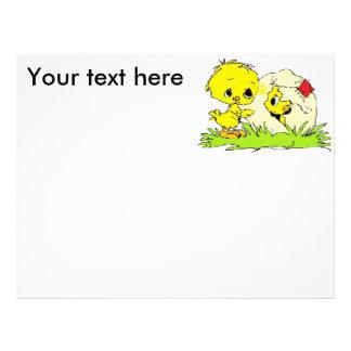Letter time letterhead