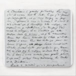 Letter to Richard Wagner  17th February 1860 Mousepad