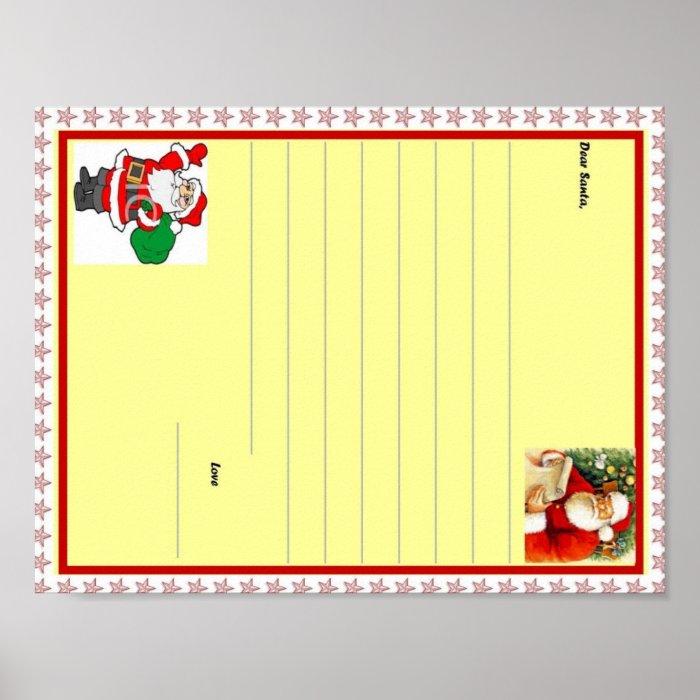 Santas Nice List Certificate Template | New Calendar Template Site