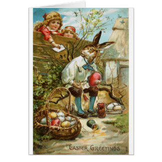 Letter toThe Easter Bunny Card