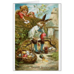 Letter toThe Easter Bunny Greeting Card