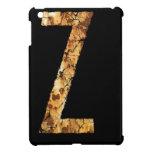 Letter Typo Z Case For The iPad Mini