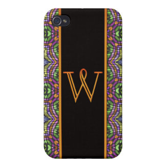 LETTER W iPhone 4 COVER