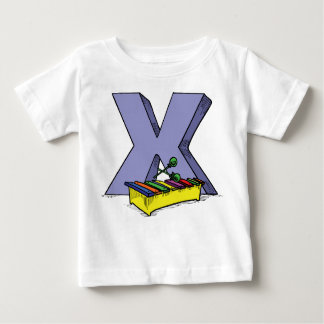 Letter X Baby T-Shirt